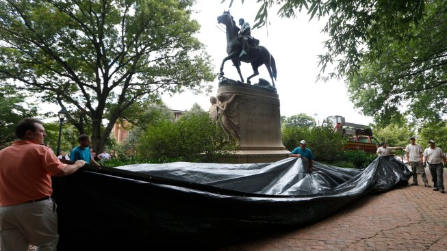 Judge: Confederate Statues Will Stay in Charlottesville
