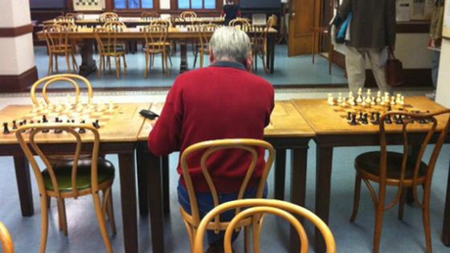 Inside the Oldest Chess Club in the US
