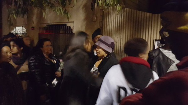 Vigil Held for Mario Woods, San Francisco Stabbing Suspect Shot to Death By Police