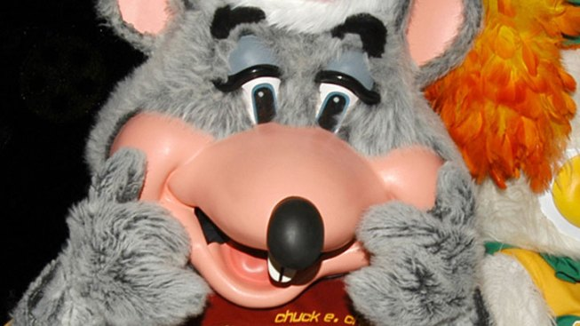 Chuck E. Cheese Gets a Makeover