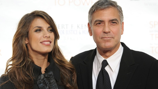 George Clooney Named As Witness in Berlusconi Sex Case
