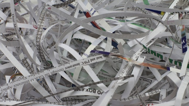Free Paper Shredding Offered This Weekend