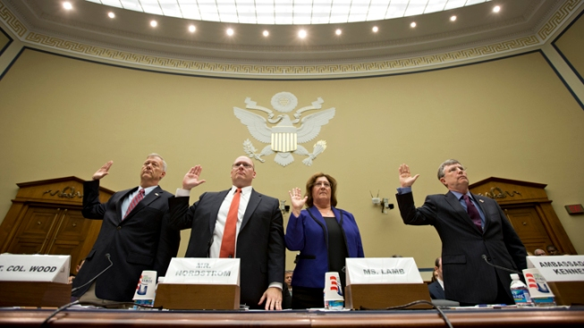 Republicans Hammer State Witnesses on Benghazi Attack