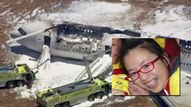 San Francisco Claims Asiana Crash Victim Was Not Killed By Fire Truck