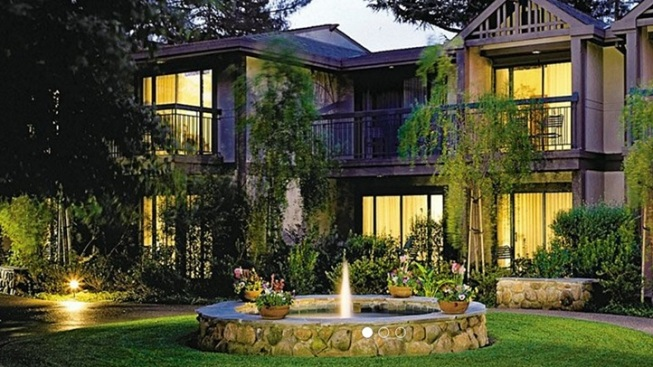 Creekside Inn in Palo Alto: 2017 Package