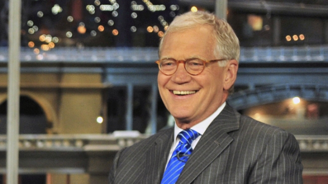 Letterman, Ferguson Set To Stay In Late Night Through 2014
