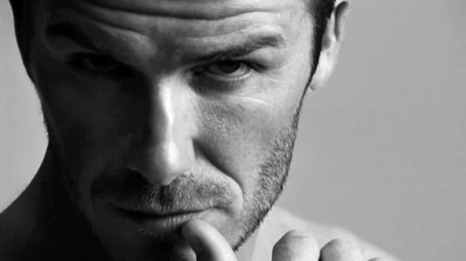 Underwear-Clad David Beckham Statues Appear in Manhattan