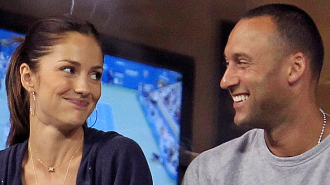 Jeter Spotted in Paris With Ex Minka Kelly