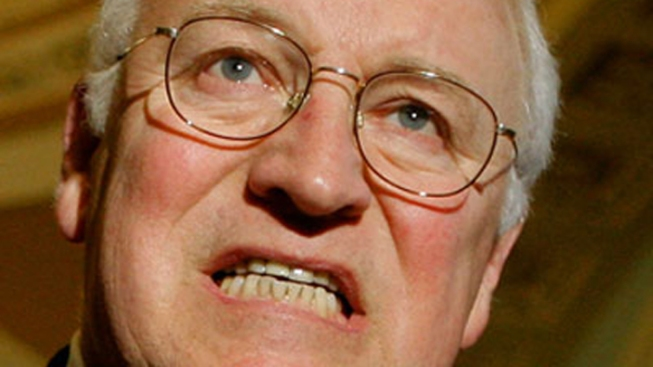 Dick Cheney Visits SF, Protesters Demand Arrest