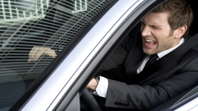 Road Rage Arrest Reveals Gun, Pot Stash