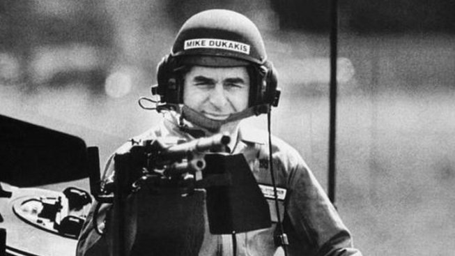 Your Chance to Meet Michael Dukakis' Eyebrows