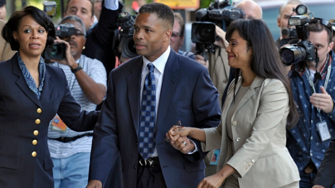 Jesse Jackson Jr. Heads to Prison