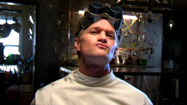 """Dr. Horrible"" Makes a House Call"