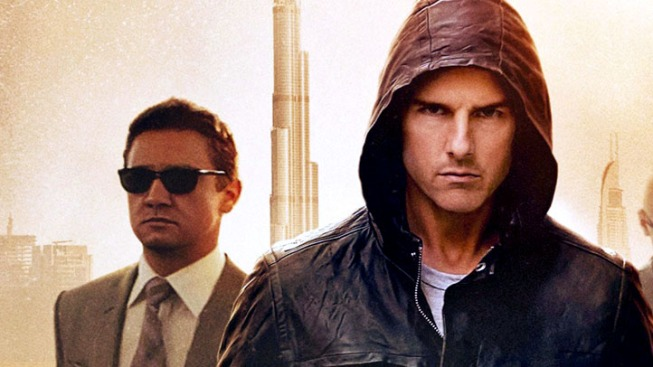 """Mission: Impossible"" Tops Box Office Again"