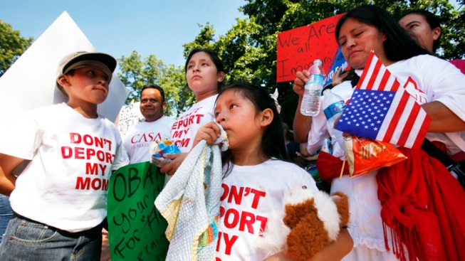 School Defers Deportation for Children of Illegal Immigrants