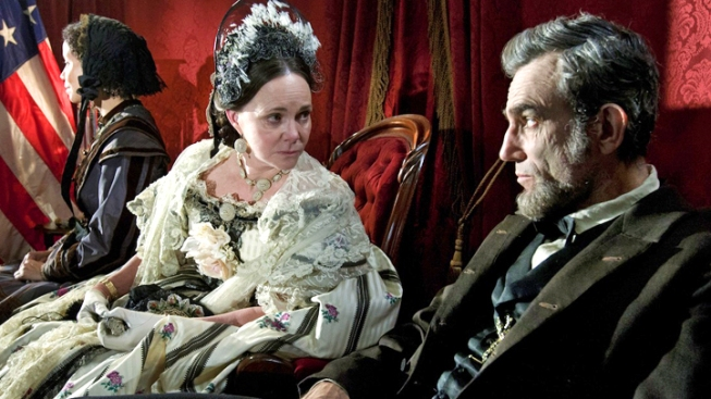 """Lincoln"" Tops Oscar Nominations with 12"