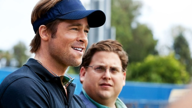 Brad Pitt Brings Moneyball to Oakland Tonight