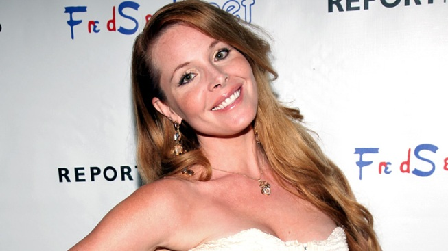 "Tami Erin, Former ""Pippi Longstocking"" Star, Busted for Alleged Assault"