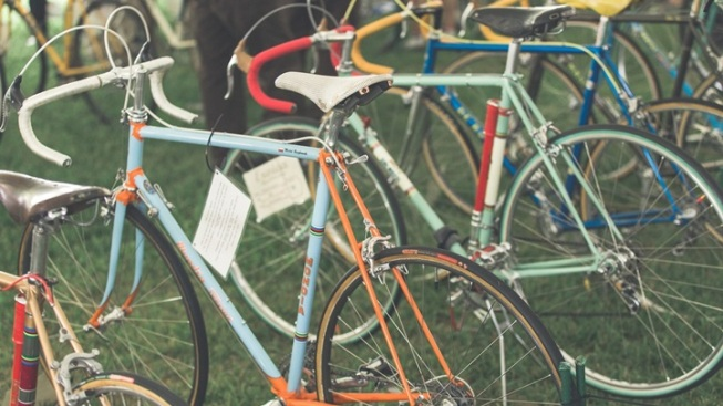 Vintage Bike Love: Eroica California