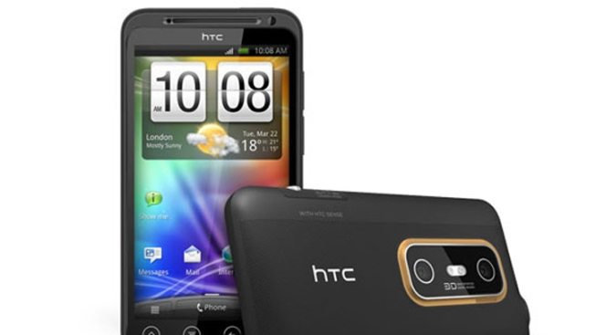 First U.S. Glasses-Free 3D Smartphone: HTC EVO 3D