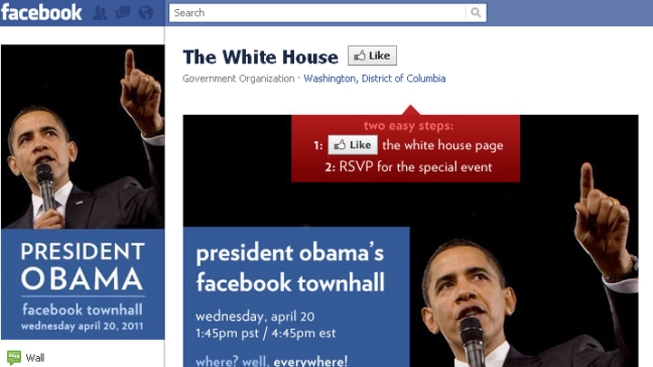 Obama to Host Facebook Town Hall