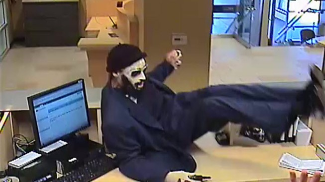 'Dreaded Bandit,' Wanted in 4 Bay Area Bank Robberies, Arrested: FBI