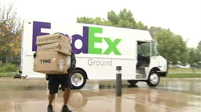 FedEx Drivers in the News