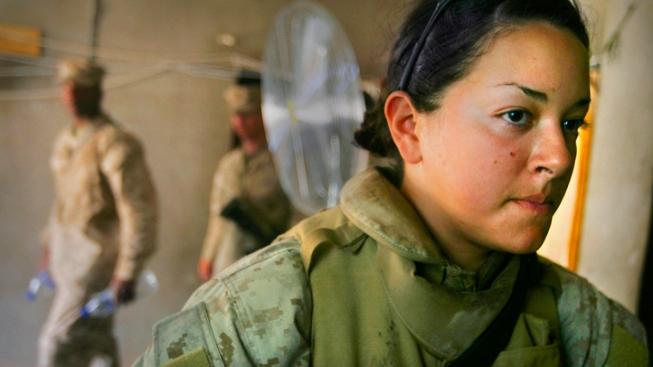 """Military Women Sue Over """"Combat Exclusion"""" Rule"""