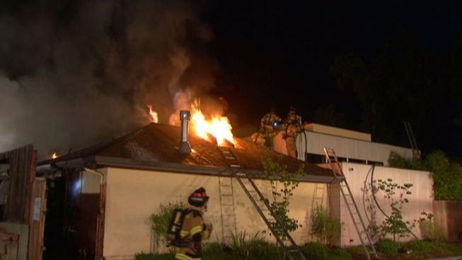 Top Rated Los Gatos Restaurant Manresa Damaged In Fire Nbc Bay Area