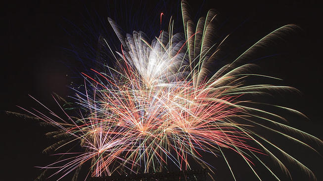 The Alameda County Fair's 4th of July Fireworks Spectacular