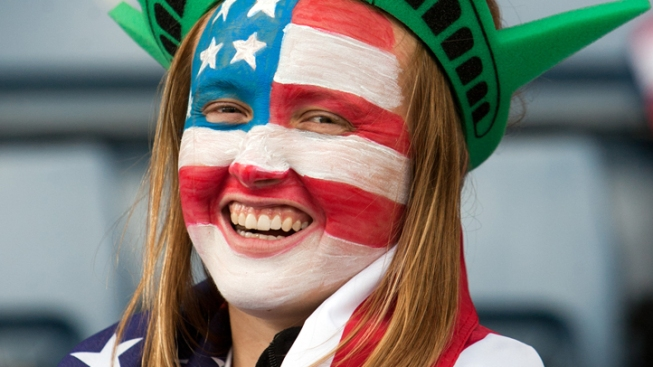 Wear it Proud: Flag as Fashion Statement