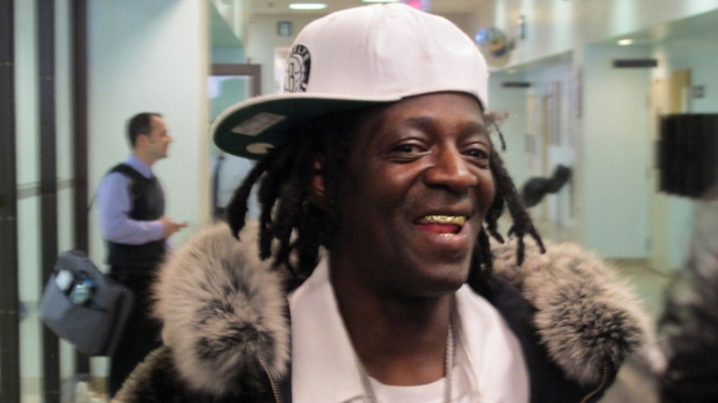 Flavor Flav Pleads Not Guilty After Arrest for Speeding to Mom's Funeral