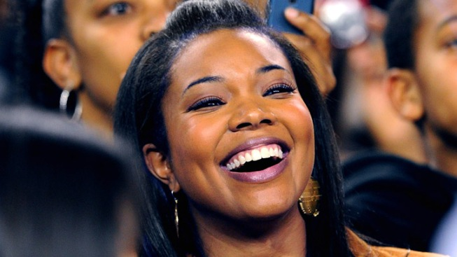 Dwyane Wade Asks Pleasanton's Gabrielle Union to Keep It Down