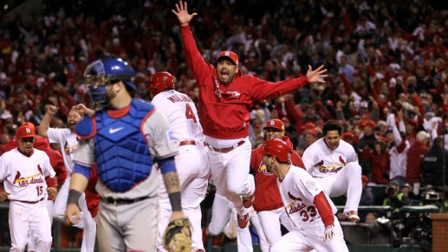 Game 6 Wasn't the Best World Series Game Ever, But Maybe the Most Exciting