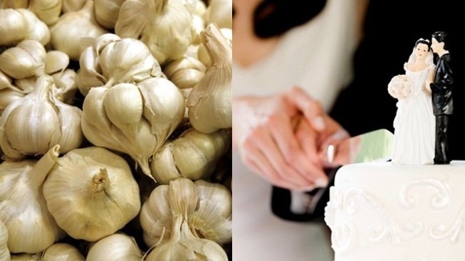 The Garlic Dream Wedding Contest