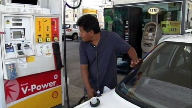 Bay Area Gas Prices Tumble