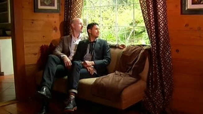 Married Gay Couple Faces Deportation