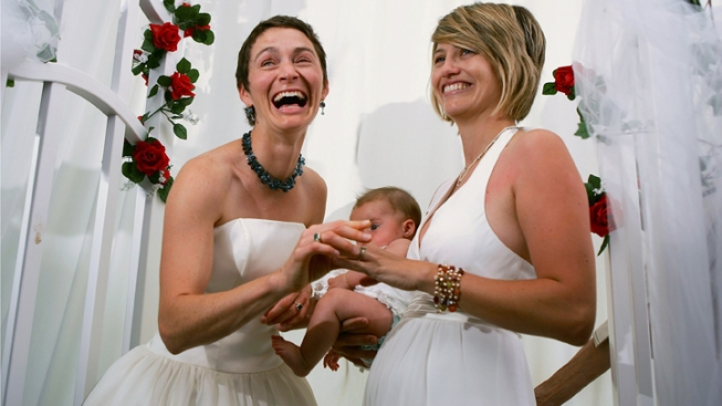 Personal Ties Can Change Gay Marriage Attitudes