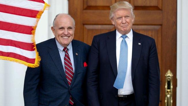 Trump Allies Voice Concerns About Rudy Giuliani's Involvement in Ukraine