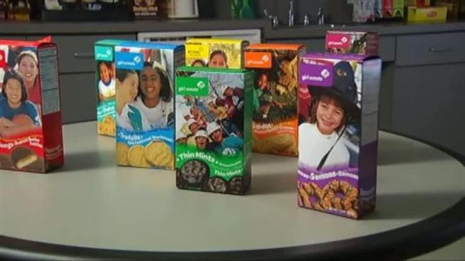 San Diego Sweet: Girl Scout Cookie Desserts