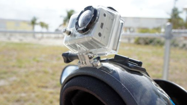 GoPro Falls 12,500 Ft; Records Owner's Landing