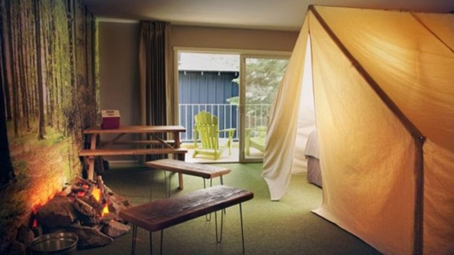 Camp Indoors: South Lake Tahoe's Basecamp Hotel