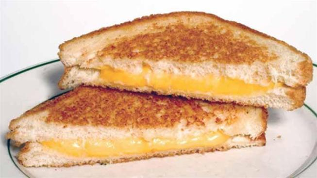 Grilled Cheese Festival: Sactown Savory