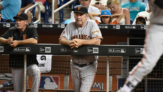 Giants Offense Sputters in Loss to Marlins