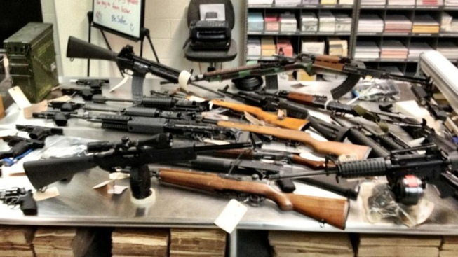SJPD Seize 29 Guns During Compliance Check