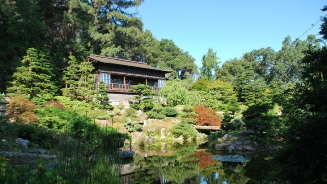 Happy 100th, Hakone Gardens