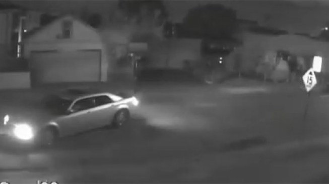 Hayward Police Officer Killed: Surveillance Video Shows Car Seen Near Suspect's Oakland Home