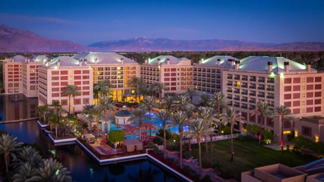 Indian Wells Idyll: Spring Break Package