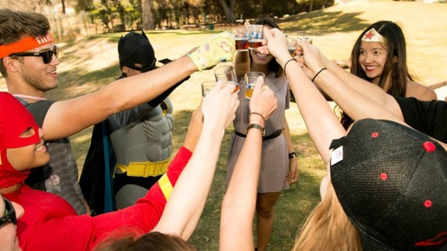 Suds and Superheroes: Brew Bash in San Diego