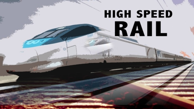 Cheaper High-Speed Rail Could be Slower